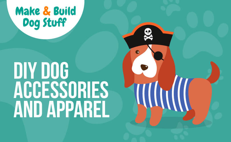 How to make DIY dog accessories and apparel