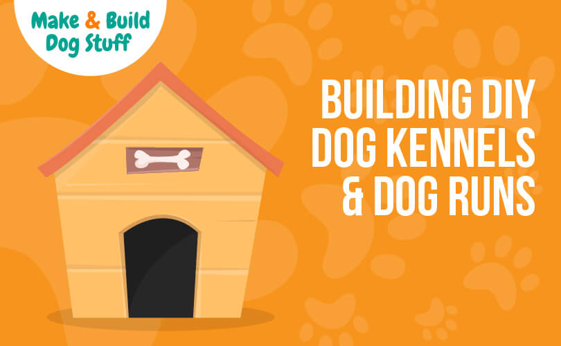 An animated picture of a dog house