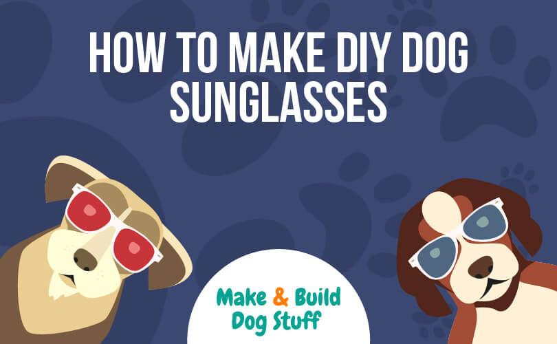 An animated picture of dogs wearing sunglasses