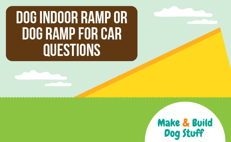 Answers to common ramp questions for dogs