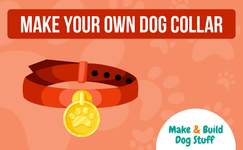 Learn how to make your own dog collar.